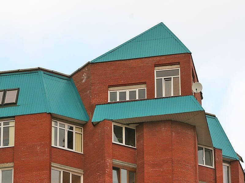 Жилой дом по ул.Интернациональная, г.Уфа