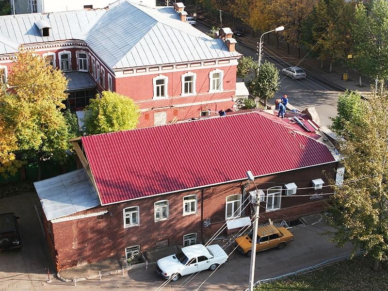 Жилой дом по ул.Карла Маркса, г.Уфа