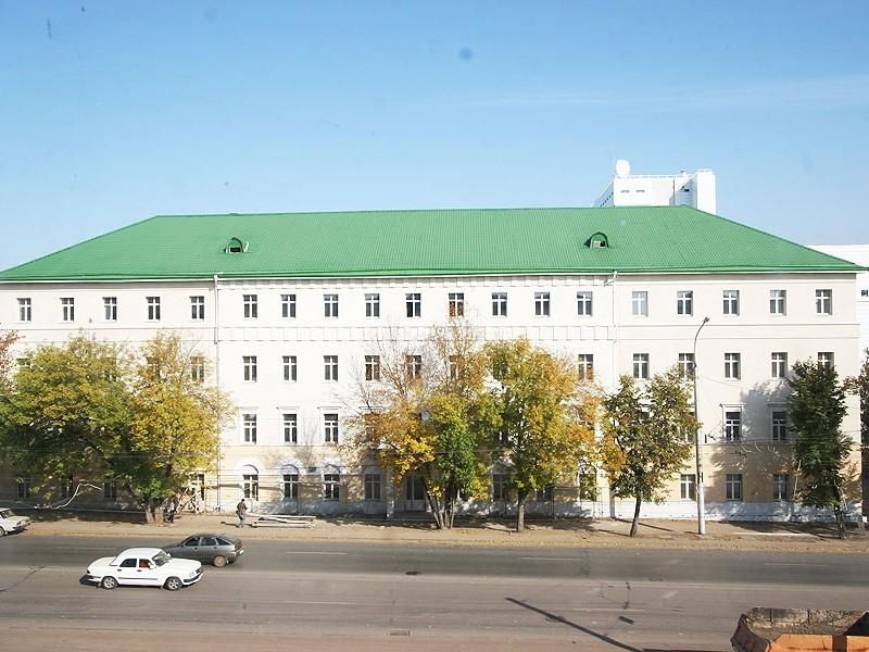 Стоматологическая поликлиника БГМУ, г.Уфа (2003)