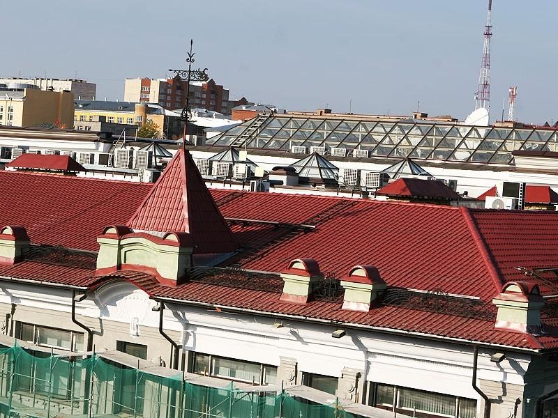Административное здание Фонда жилищного строительства РБ, г.Уфа