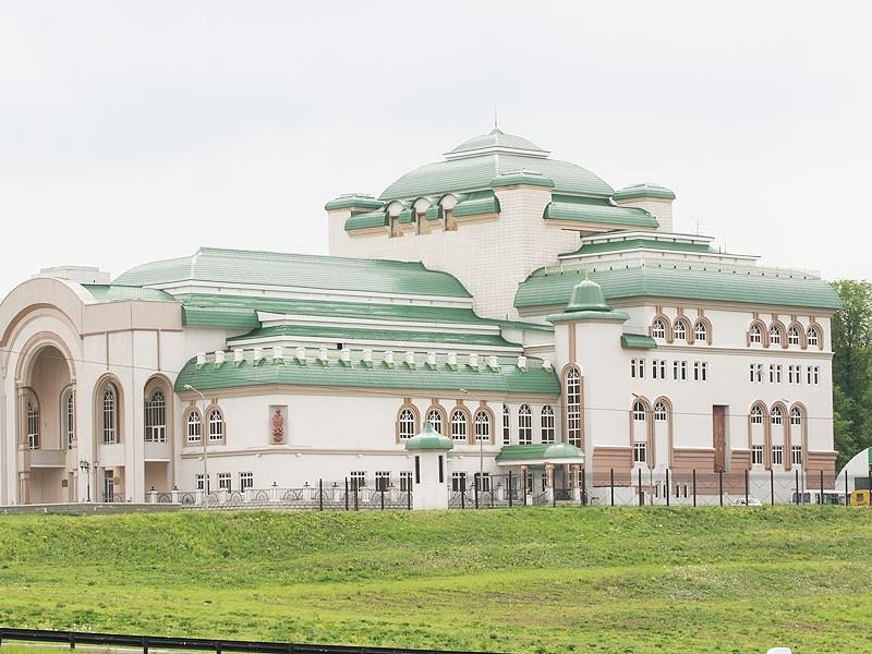 Татарский театр