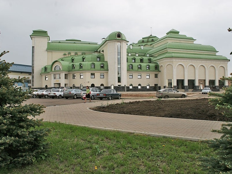 Башкирский ГАТД им. М.Гафури (2002 год)