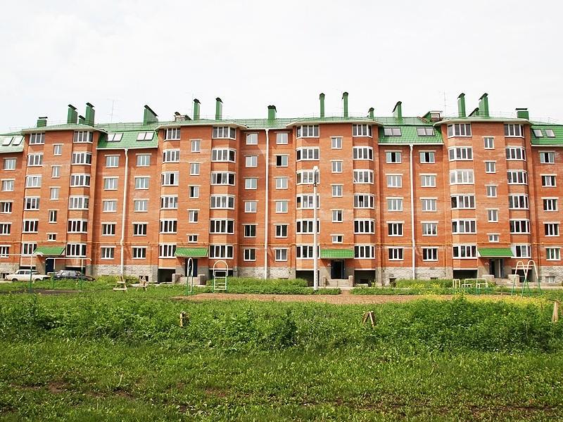 Строительство жилого дома, г.Салават
