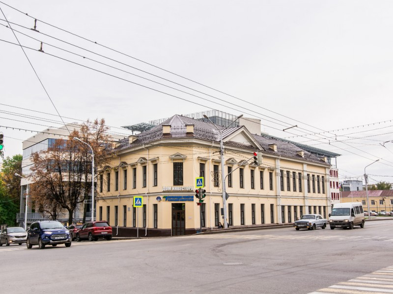 Корпорация развития Республики Башкортостан, Дом инвестора, г. Уфа, 2015 г