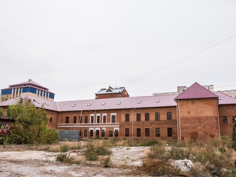 Памятник архитектуры-телеграф Сахарова С.Л., г. Уфа, 2015 г