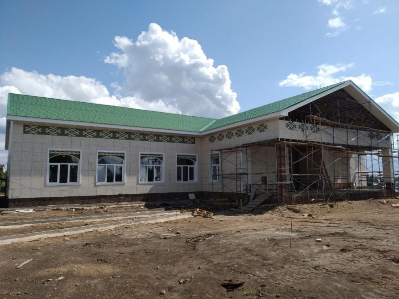 Социально-культурный центр с. Кляшево Чишминского р-на РБ, 2019 г