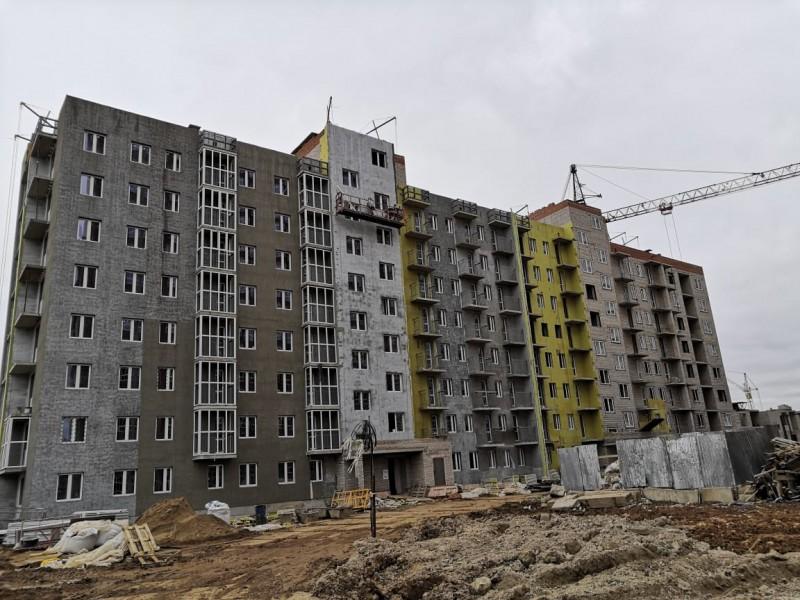 ЖК Чайка, г. Уфа,  2019-2020 г